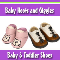 Baby Hoots and Giggles Newborn & Toddler Shoes